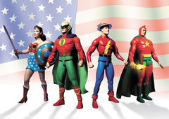 "DC Direct: Justice Society of America Wave 1 – Golden Age Flash 7"" Figure"