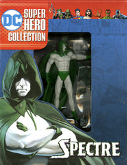 DC Superhero Best Of Figure Collection – #34 The Spectre Collectible Metal Figurine