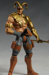 "DC Universe: ""Classic Heroes"" Wave 19 – Magog (J.S.A. ""Modern"" Version) 6"" Figure (S.T.R.I.P.E. BaF)"