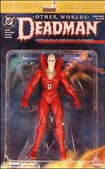 "DC Direct: ""Other Worlds"" Series – Deadman Glow-in-the-Dark 7"" Figure"