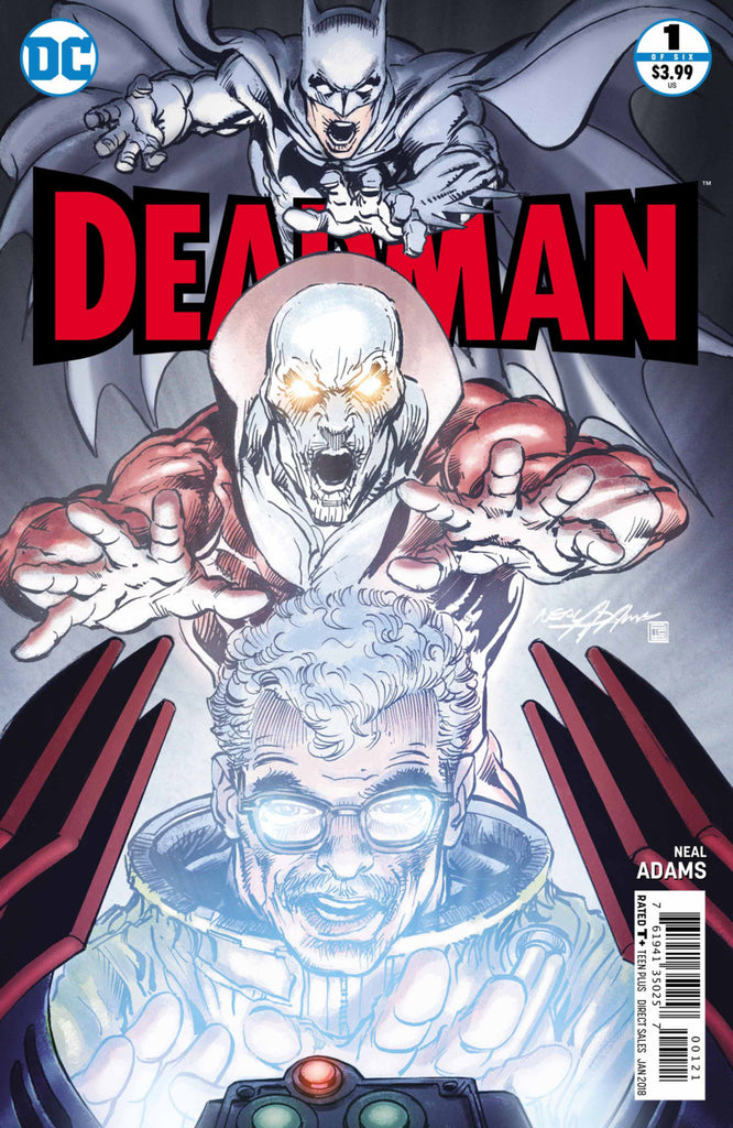 Deadman (2017 mini-series) #1-6 [SET] — Journey Into Death