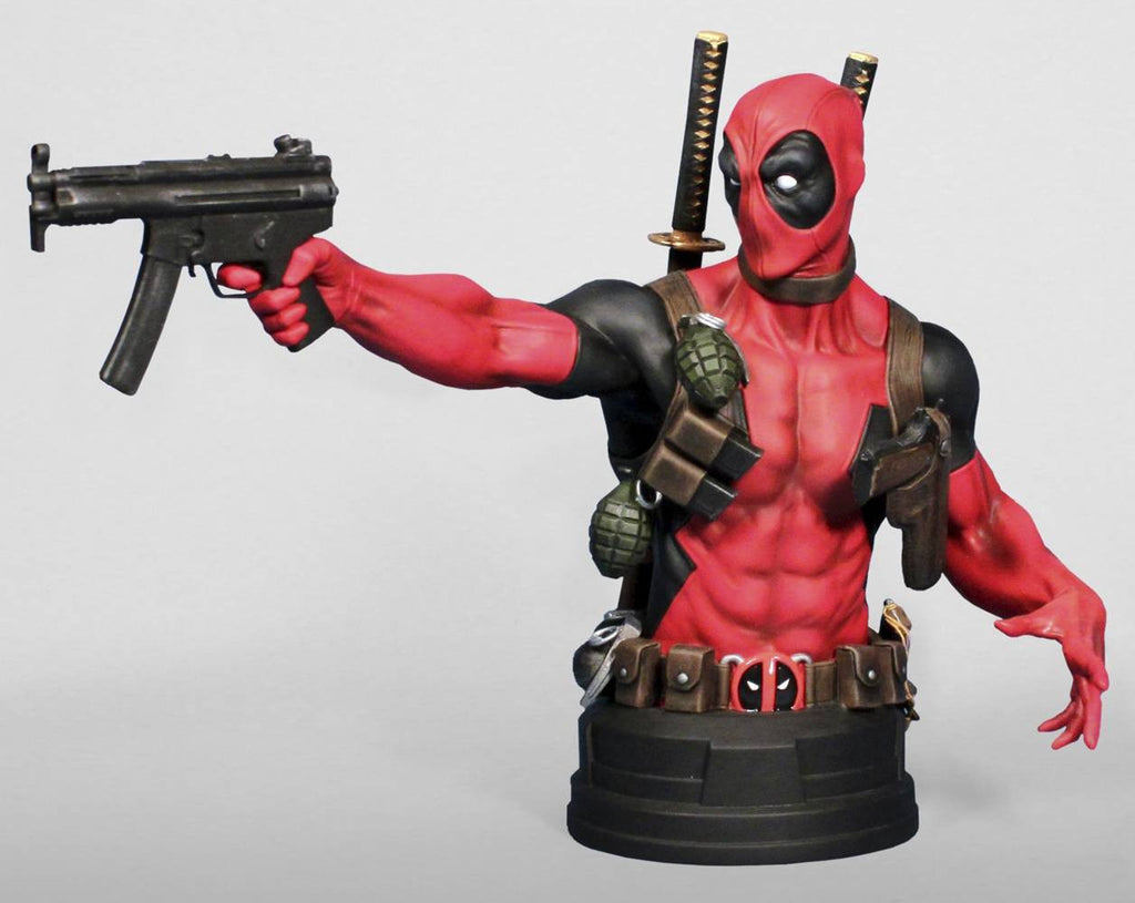 Deadpool - Gentle Giant Bust