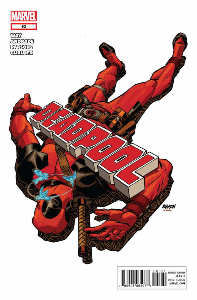 Deadpool (2008 series) #63