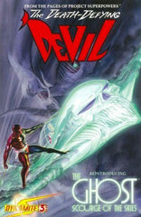 Project Superpowers (2008 mini-series) #1-4 [SET] — Death-Defying 'Devil (V)