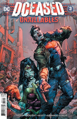DCeased (2020 mini-series) #1-3 [SET] — Volume 02: The Unkillables (All Regular Covers)