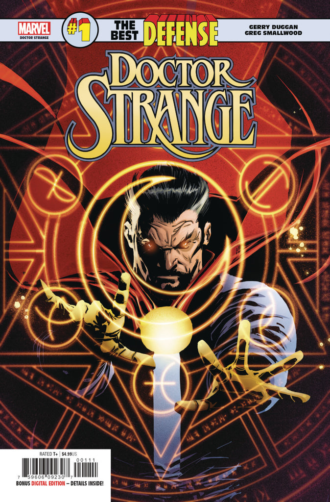 Doctor Strange: The Best Defense (2018 one-shot) #1 (Regular Cover - Ron Garney)