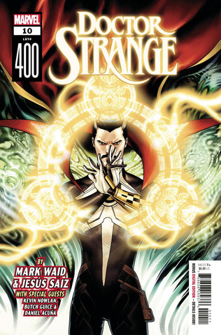 Doctor Strange (2018 Series) #10 (Regular Cover - Jesus Saiz)