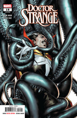 Doctor Strange (2018 series) #18-20 + Annual #1[SET] — Volume 04: The Choice (All Regular Covers)