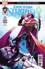 Doctor Strange (2015 series) #381-385 [SET] — Volume 06: The God of Magic
