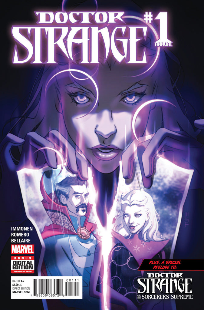 Doctor Strange (2015 Series) Annual #1