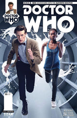 Doctor Who: The 11th Doctor (2014 series) #01-5 [SET] — Volume 01: After Life (Variant Incentive Covers)
