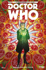 Doctor Who: The 12th Doctor (2017 mini-series) #1-4 [SET] — Ghost Stories (All Regular Covers)