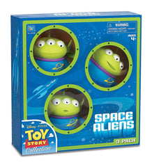Disney / Pixar's Toy Story (Film) – Pizza Planet Space Aliens Collector's 3-Figure Box Set