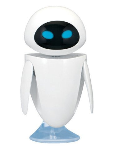 "Disney / Pixar's WALL-E (Film) – EVE Robot 3"" Figure (Disney Store Exclusive)"