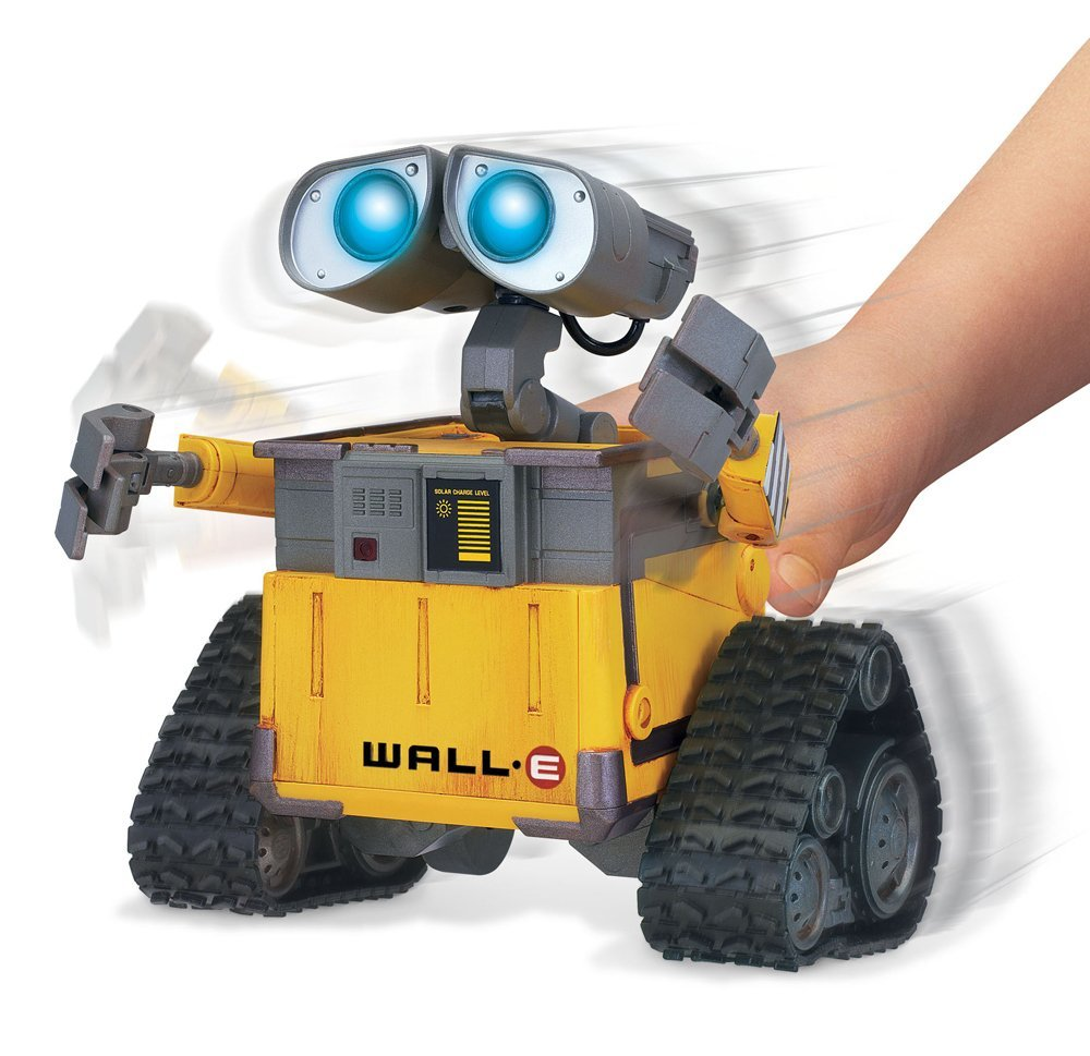 Disney / Pixar's WALL-E (Film) – WALL-E Interactive Figure