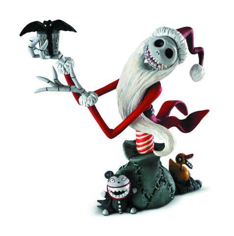 Disney's Nightmare Before Christmas (Film) – Santa Jack Skellington Bust