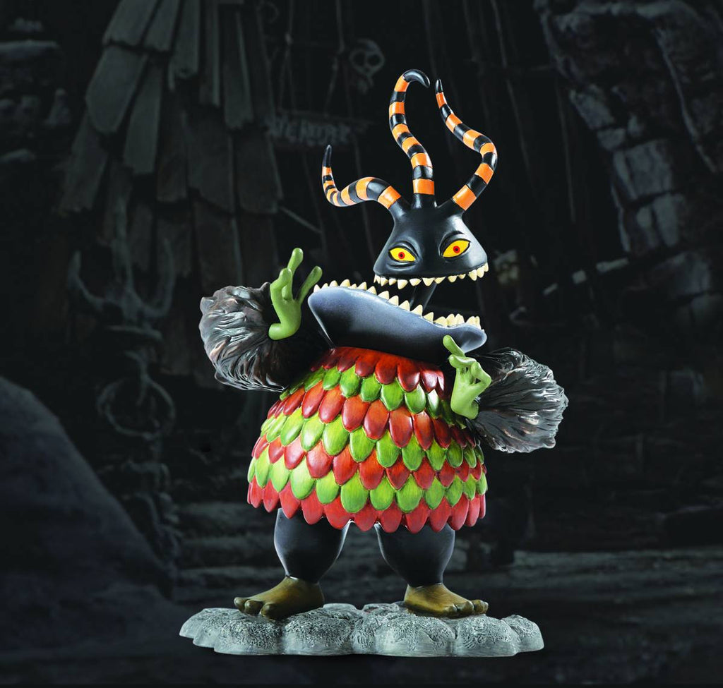 Disney's Nightmare Before Christmas (Film) – Walt Disney Classics Collection – Harlequin Demon Statue