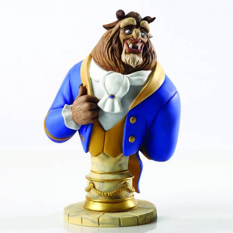 Disney's Beauty and the Beast – Beast in his Suit Bust (Disney Showcase Collection)