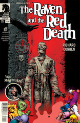 Edgar Allan Poe's The Raven and The Red Death (2013 One-Shot)
