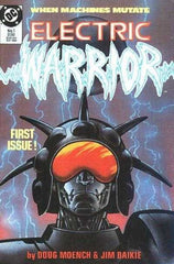 Electric Warrior (1986 Series)