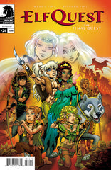 Elfquest; The Final Quest (2013 Series)