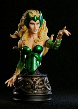 Enchantress of Asgard Bust