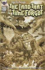 Edgar Rice Burroughs: The Land That Time Forgot (2016 mini-series) #1-3 [SET] — Volume 01: The Prisoners of Caspak (All Variant Incentive Covers)