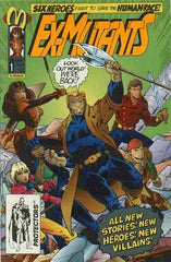 Ex Mutants (1992 Series)