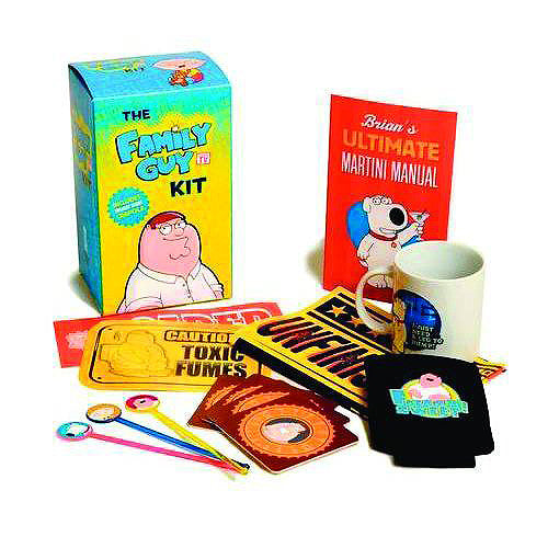 Family Guy (TV) – The Family Guy Kit (Includes Freakin' Sweet Crapola)