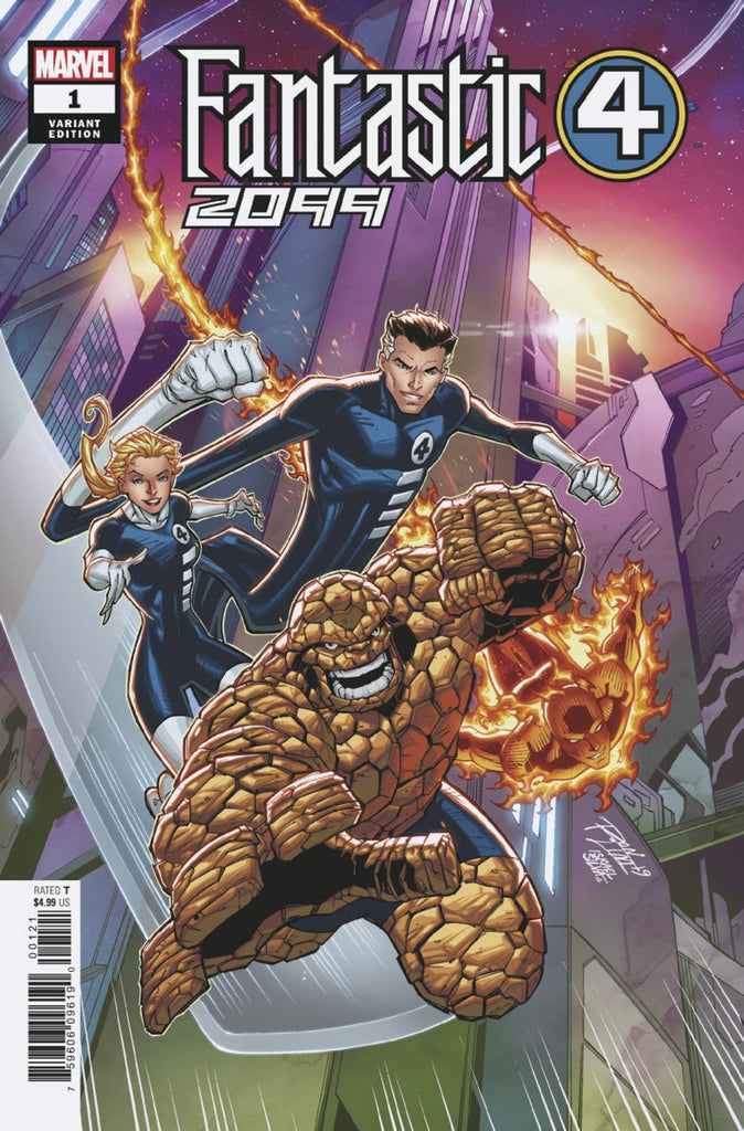 "Fantastic Four 2099 (2019 one-shot) #1 (Variant ""Artist"" Cover - Ron Lim)"