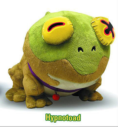 "Futurama (TV) Plush – Hypnotoad 10"" Plush Figure"