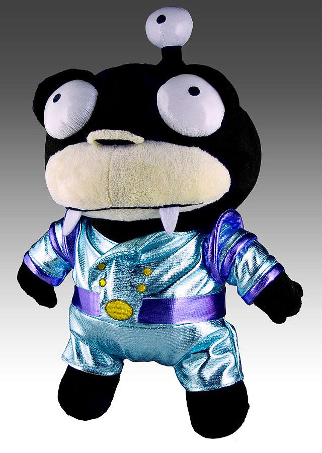 Futurama (TV) Plush – Nibbler in Shiny Space Suit Plush Figure (SDCC 2010 Exclusive)