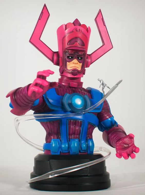 Galactus Bust w/ In-Scale Silver Surfer (SDCC 2013 Exclusive)