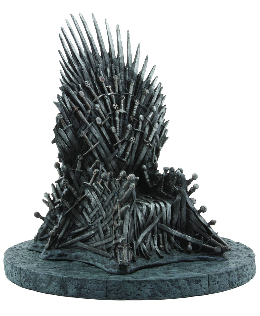 "Game of Thrones (TV) Iron Throne 7"" Replica"