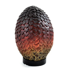 Game of Thrones (TV) – Dragon Egg Prop Replica – Drogan Red Egg