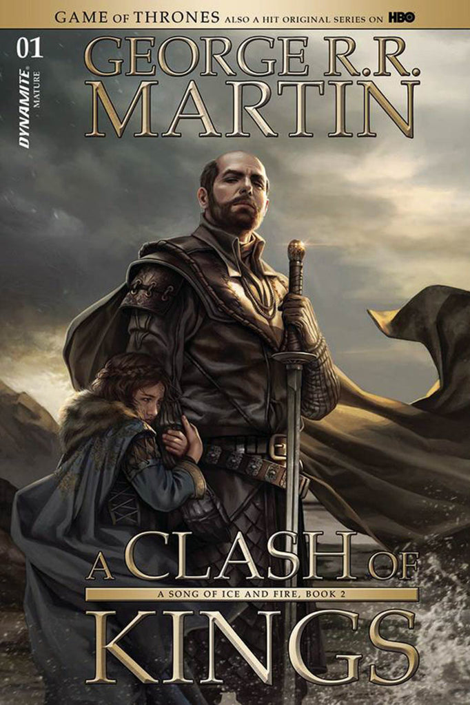 "George R.R. Martin's A Clash of Kings (2017 Series) #1 (Variant ""B"" Cover - Magali Villeneuve)"