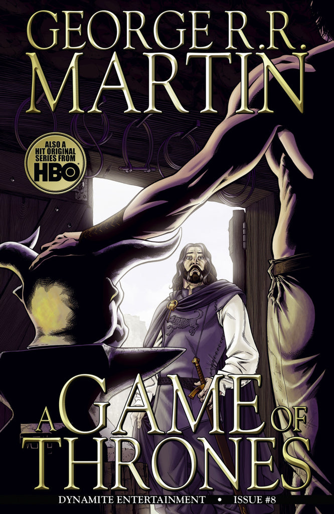 George R.R. Martin's A Game of Thrones (2011 mini-series) #8