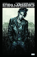 Girl with the Dragon Tattoo — Volume 01-03 Hardcover Mini-Series + Special [SET] (2012)