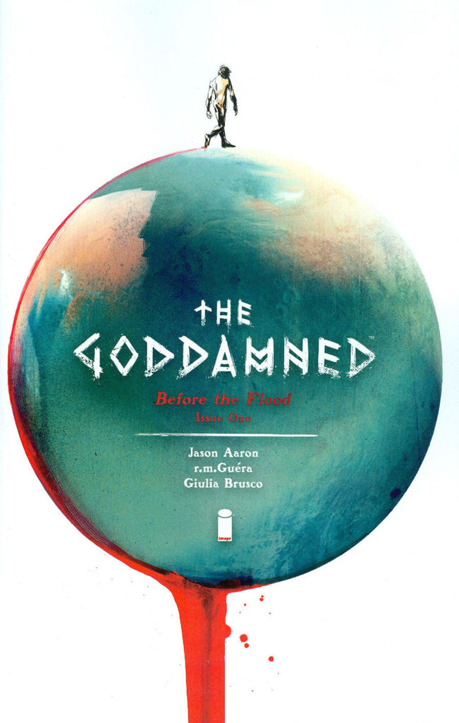 "Goddamned (2015 series) #01-5 [SET] — Volume 01: Before the Flood (All Variant ""B"" Covers)"