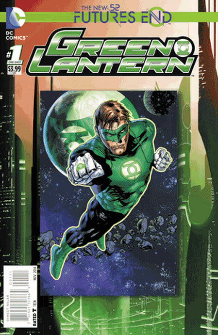 Green Lantern: Future's End (2014 One-Shot) #1 (Regular Cover - Billy Tan)