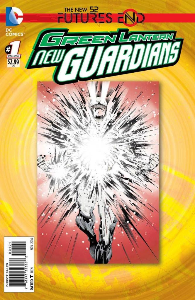 Green Lantern: New Guardians: Future's End (2014 One-Shot) #1 (Regular Cover - Diogenes Neves)