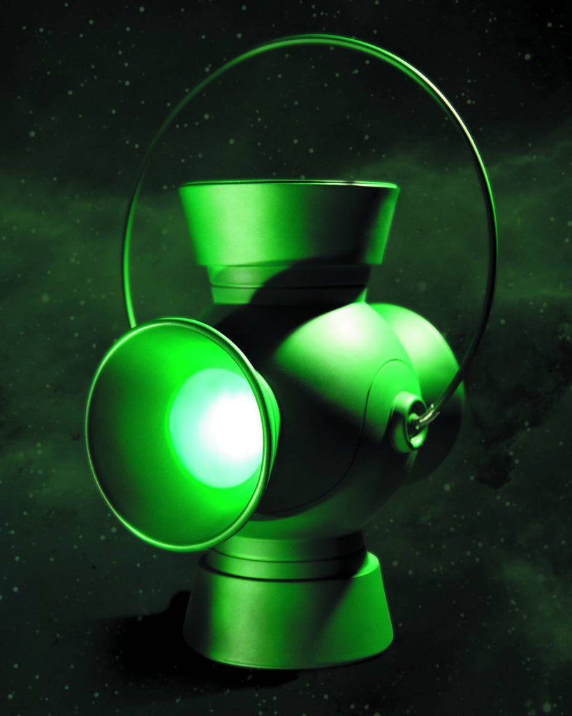 Green Lantern 1:1 Scale Power Battery & Ring Prop (2013 Issue)