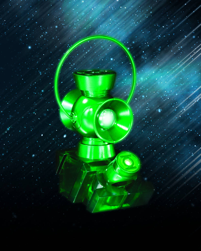 Green Lantern 1:4 Scale Power Battery & Ring Prop