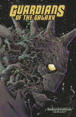 "Guardians of the Galaxy (2018 Series) #9 (Variant ""Immortal"" Wraparound Groot Cover - Declan Shalvey)"