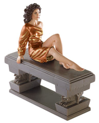"Ghostbusters (Film) Dana as Zuul, Gatekeeper of Gozer Collector's 6"" Figure and Base (SDCC 2012 Exclusive)"