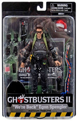 "Ghostbusters (Film) – Series 7 – Egon Spangler 7"" Figure (Variant ""We're Back"" Version)"