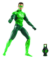 "Green Lantern ""Movie Masters"" Series Wave 1 – Green Lantern Hal Jordan 6"" Figure (Parallax BaF)"