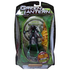 "Green Lantern ""Movie Masters"" Series Wave 5 – Green Lantern Morro 6"" Figure (Parallax BaF)"