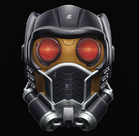 Guardians of the Galaxy Legends Gear – Star-Lord Helmet – Adult-Size Electronic Prop Replica