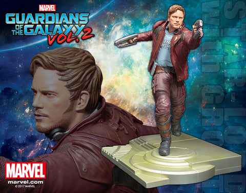 Guardians of the Galaxy Vol. 2 (Film) – Star-Lord with Groot – ARTFX+ Statue